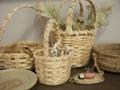 Black Ash splint baskets